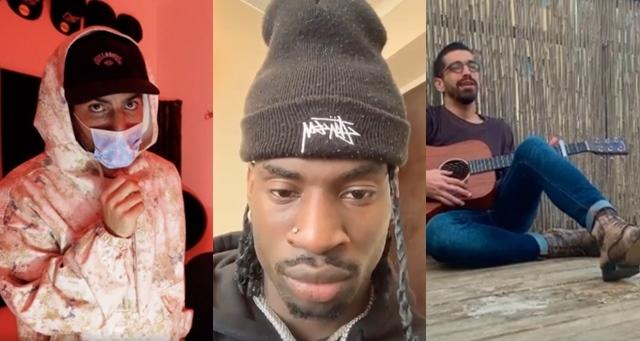 שיפור מצב הרוח: כל שירי הקורונה שאתם לא יכולים לפספס אינסטגרם