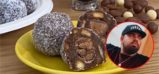 מתכון VIP: כדורי שוקולד עם הפתעה של גל זהבי. צילום: גל זהבי