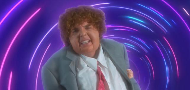 דודו פארוק - אאוט: זאת הדמות החדשה של אורי קומאי. צילום מהקליפ