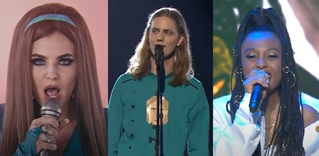 דוז פואה משלנו: אלו הזוכים הגדולים של אירוויזיון 2020. צילום מסך מערוץ היוטיוב של האירוויזיון