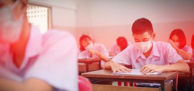 42% מהתלמידים לא מרגישים בטוחים בבית הספר בתקופת הקורונה. adobestock