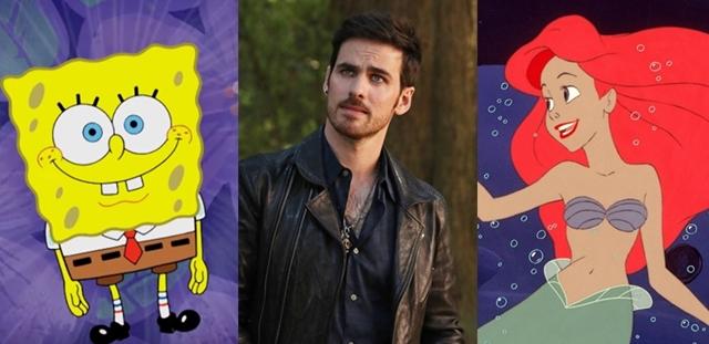 שחקו וגלו: איזו דמות ימית אתם מהסדרות והסרטים?. באדיבות DISNEY, ABC (yes) וניקלודיאון