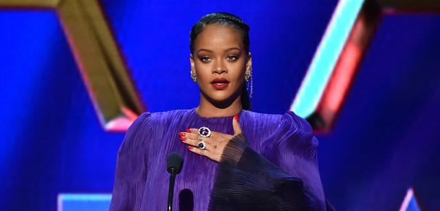 אחרי חמש שנים: ריהאנה רומזת על אלבומה החדש. gettyimges.IL\ Aaron J. Thornton