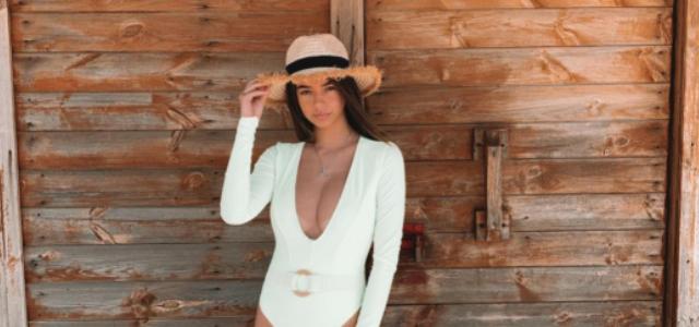 """מעצבת בגדי הים בת ה-16: """"תמיד התביישתי ללכת עם בגדי ים"""". צילום פרטי"""