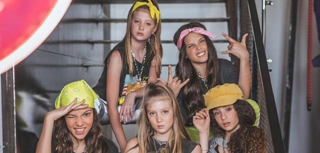 BFF: הכירו את להקת הבנות הצעירה ביותר בישראל. ליאן מונין