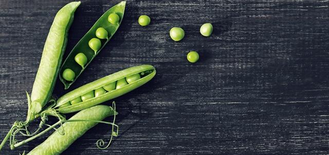 FOOD FEED: טעמנו חטיף אפונה טבעוני. AdobeStock