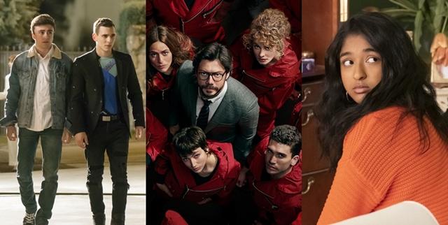 אלו הסדרות המקוריות הנצפות ביותר בנטפליקס. LARA SOLANKI, Manuel Fernandez-Valdes באדיבות Netflix