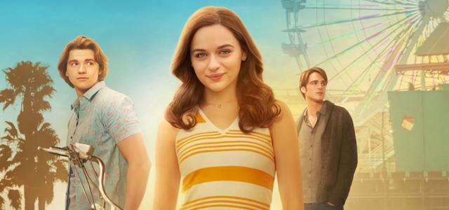 """זה רשמי: נטפליקס הכריזו על """"דוכן הנשיקות 3"""". באדיבות Netflix"""
