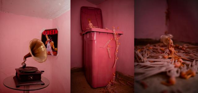 """מקלט 22: """"זה משהו שלא קרה לפני כן בפריפריה"""". צילום: יובל גולן"""