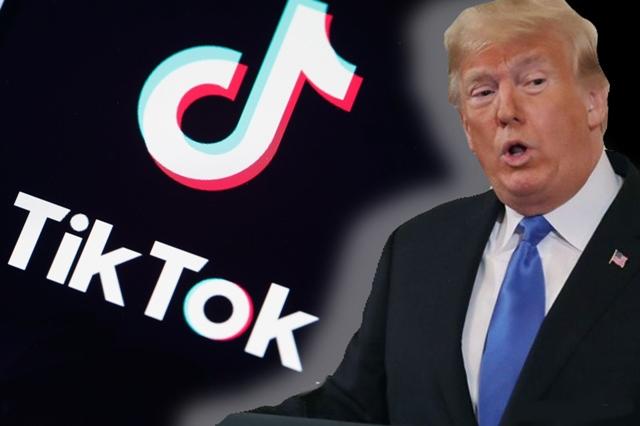 כבר ביום ראשון: טראמפ יחסום את טיקטוק בארצות הברית. Mark Wilson/gettyimgaes_IL