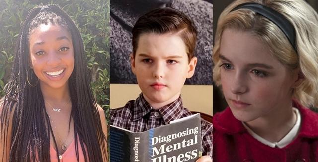 כוכבים עולים: השחקנים הצעירים שכדאי שתכירו. צילומי מסך מהסדרות ואינסטגרם