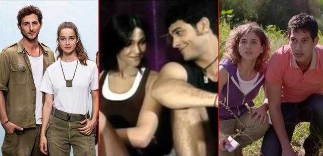 הזוגות מהסדרות שלא זכו לסוף טוב. טין ניק, ערוץ הילדים, אוהד רומנו באדיבות yes