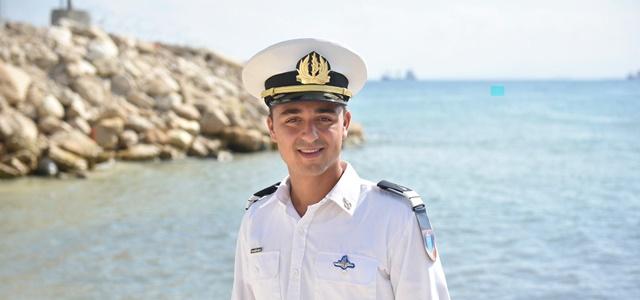 """טור אישי: """"הייתי צריך לתמרן ספינה בין האיים של יוון"""". באדיבות דובר צה""""ל"""