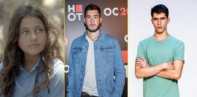 היכונו: אלו הכוכבים החדשים שנראה השנה בסדרות הנוער. רונן פדידה, שוקה כהן, טין ניק