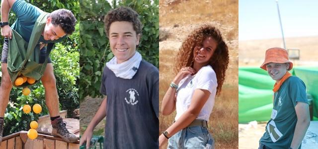 לא פראיירים: הנוער שמציל את החקלאות בישראל. פרטי