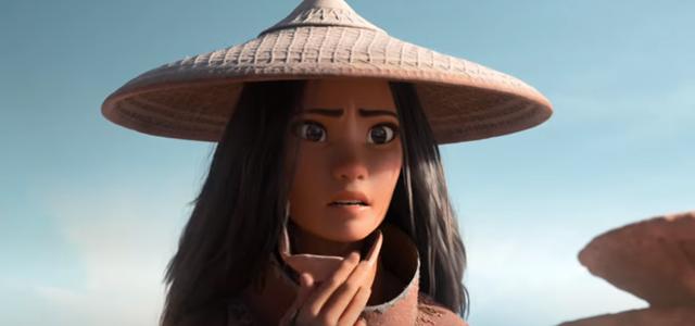 ראיה והדרקון האחרון: הגיבורה החדשה של דיסני. ערוץ היוטיוב של Walt Disney Animation Studios