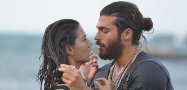 """לא רק ספרדית: סיפור אהבה טורקי על המסך. צילום מסך מ""""חלומות בהקיץ"""""""