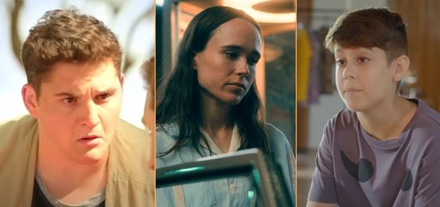 הדמויות שאף אחד לא לקח מספיק ברצינות. ספיידרז, Netflix, גאליס