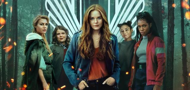 """החידוש של ווינX: """"הפכה לסדרת נוער אמיתית"""". באדיבות Netflix"""