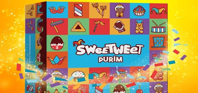 SweetFeed: הדור הבא של משלוחי המנות. Sweetweet