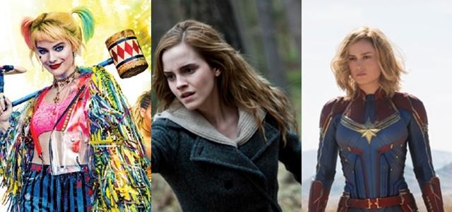 שחקו וגלו: איזו דמות נשית חזקה מהסרטים אתם?. צילום: באדיבות Tulip Entertainment, Yes ו-פורום פילם