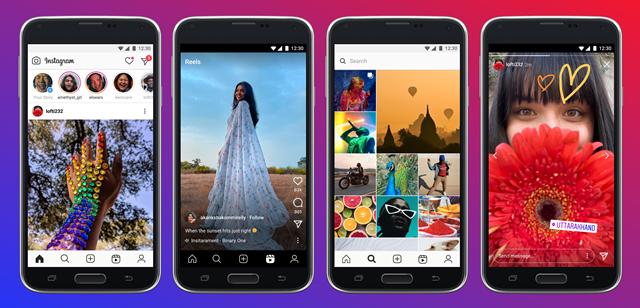 """לאנדרואיד בלבד: פייסבוק משיקה את """"אינסטגרם לייט"""". באדיבות Instagram"""