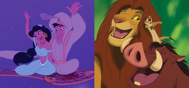 הילדות של כולנו: הסרטים המצוירים שכולנו אהבנו . צילום: Disney באדיבות yes