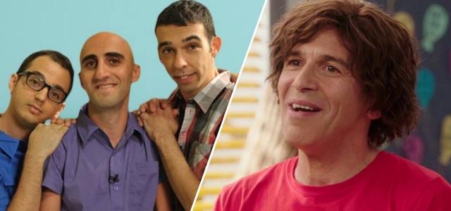 הומור כחול-לבן: סדרות הקומדיה הישראליות שאהבנו. מתוך אלישע (ערוץ הילדים), יוסי צבקר