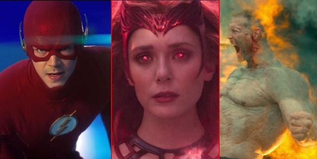 יום גיבורי העל: הסדרות הכי טובות בז'אנר. NETFLIX, דיסני+, CW