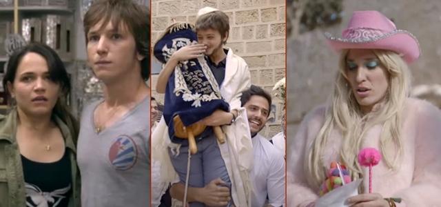 """עולים לג'רוז: הרגעים הירושלמיים בסדרות האהובות. מתוך """"זאת וזאתי"""" (רשת 13), """"או בוי"""" (ערוץ הילדים) ו""""החממה"""" (טין ניק)"""