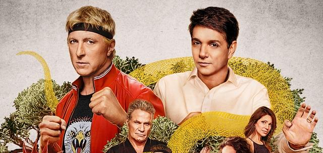 הבינג' השבועי: ״קוברה קאי״ לא קובעת מי הטוב ומי הרע. באדיבות Netflix