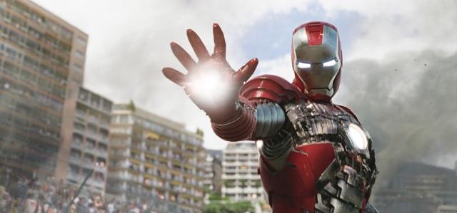 חדשות הקולנוע: נבל העל מ״ספיידרמן״ מקבל סרט והאם איירון מן חוזר?. Double Negative באדיבות yes