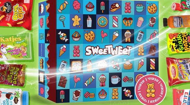 מיוחד וטעים: Sweetweet משיקים סוויטבוקס טבעוני. באדיבות Sweetweet