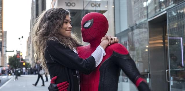 """חדשות הקולנוע: זנדאיה תמשיך ב""""ספיידרמן""""?. באדיבות yes"""