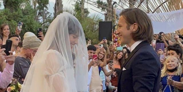 The Story: ספיישל החתונה של ליביאנה. משה אבוטבול