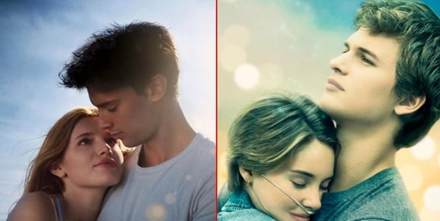 איזה סרט! סיפורי האהבה שעשו לנו כואב בלב. באדיבות yes