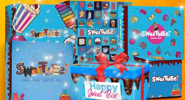 הכי סוויט: 8 מתנות שאנשים מתוקים ישמחו לקבל בחגים. Sweetweet