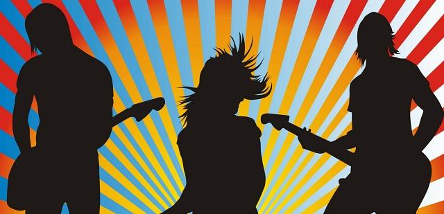 תהפוך לבינלאומית? סדרת נוער חדשה על להקת בנות מעורבת מיפו. adobestock אילוסטרציה