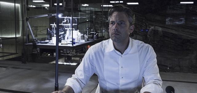 חדשות הקולנוע: בן אפלק נפרד שוב מבאטמן. באדיבות yes